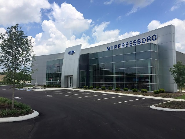 Ford of Murfreesboro Opening Friday, July 15th!