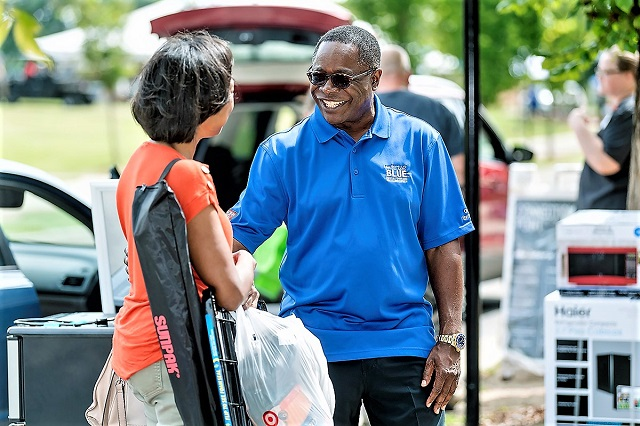 MTSU Welcomes New Students