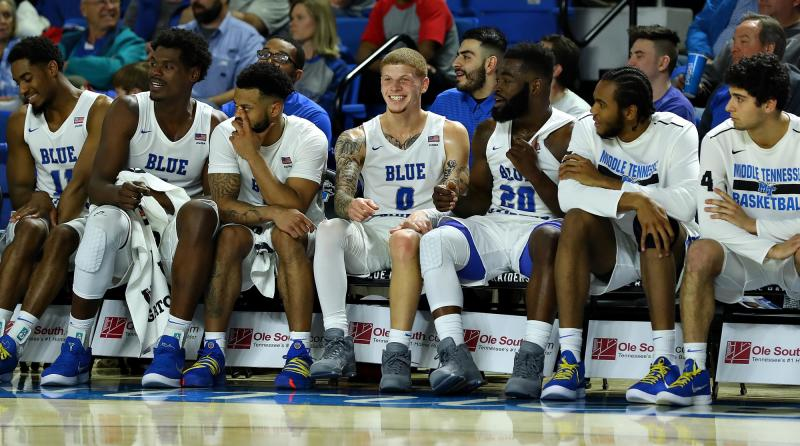 Blue Raiders crack AP Top 25 for first time | MTSU, Middle Tennessee State University, basketball, Murfreesboro news, Murfreesboro sports