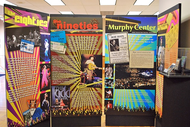 Local MUSIC History Exhibit Opens Tuesday