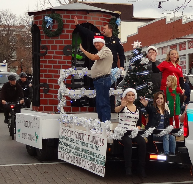 The Grinch Christmas Float Ideas.2012 Great Entries In The Annual Christmas Parade In