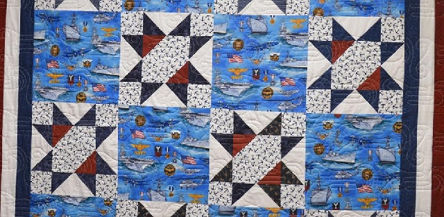 QUILTS OF VALOR at MTSU Saturday