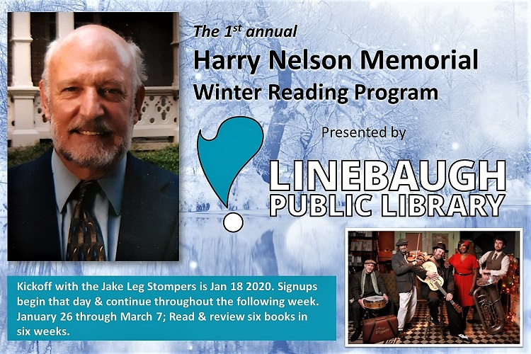 Linebaugh Winter Reading Program