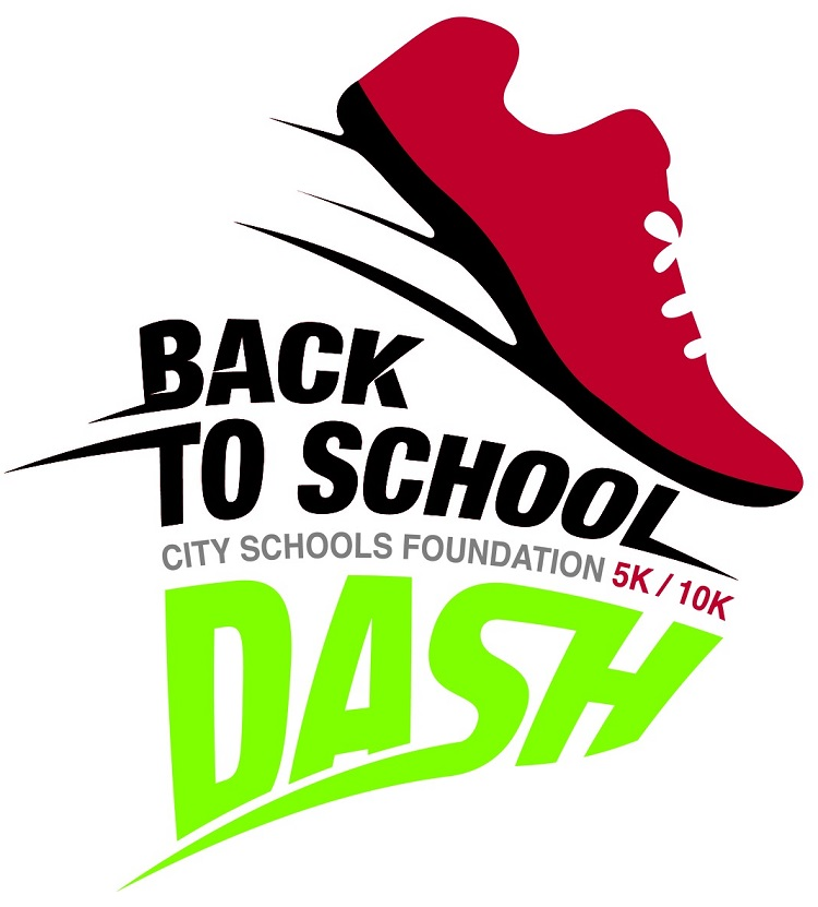 The City Schools Foundation's Back to School 5k/10k is this Saturday, September 15, 2018 with start time at 7 a.m. The Back to School Dash begins and ends at Overall Creek Elementary and features 5k and 10k USATF certified timed courses.