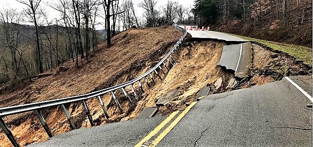 SUNSHINE--After Floods, Mudslides and Destruction