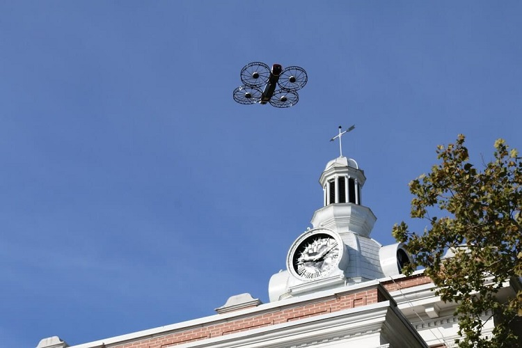Rutherford Co. Approved for Drone Operations Over People