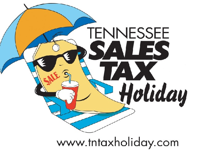 TN Tax Free Weekend End of July