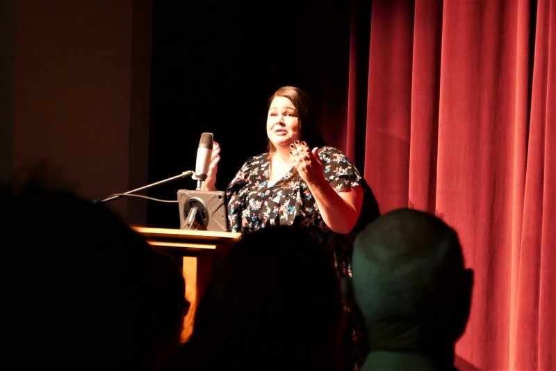 Full-House Applauds Changes At Center for the Arts