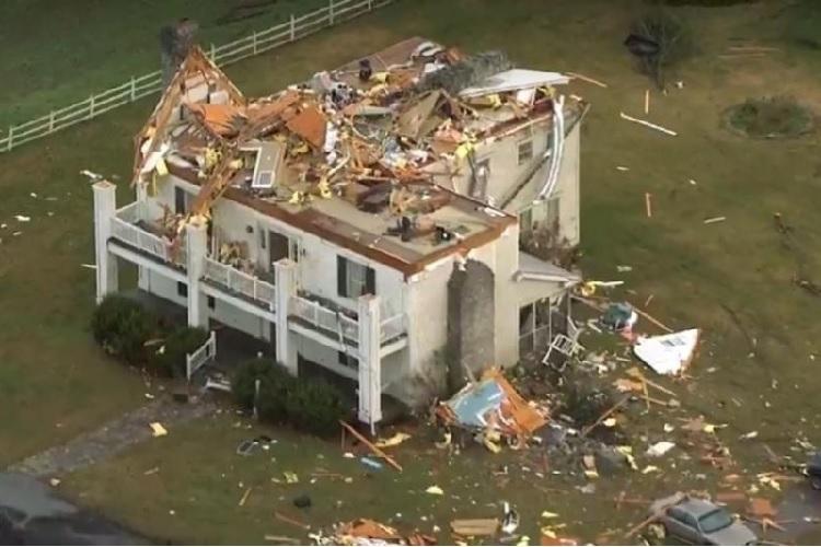 Story of Survival After Tuesday's Tornado | John Erdmann, Murfreesboro news, Christiana tornado, Christiana