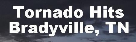 NWS Investigates Monday Tornado In Bradyville