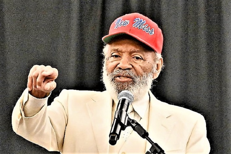 JAMES MEREDITH Speaks At MTSU's Unity Luncheon