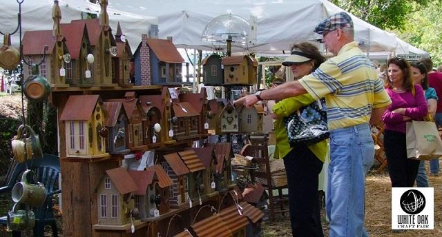 White Oak Craft Fair